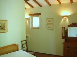 The main bedroom is a double, with en-suite bathroom